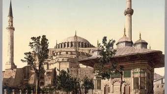 Constantinople, wonderful man & wonderful army